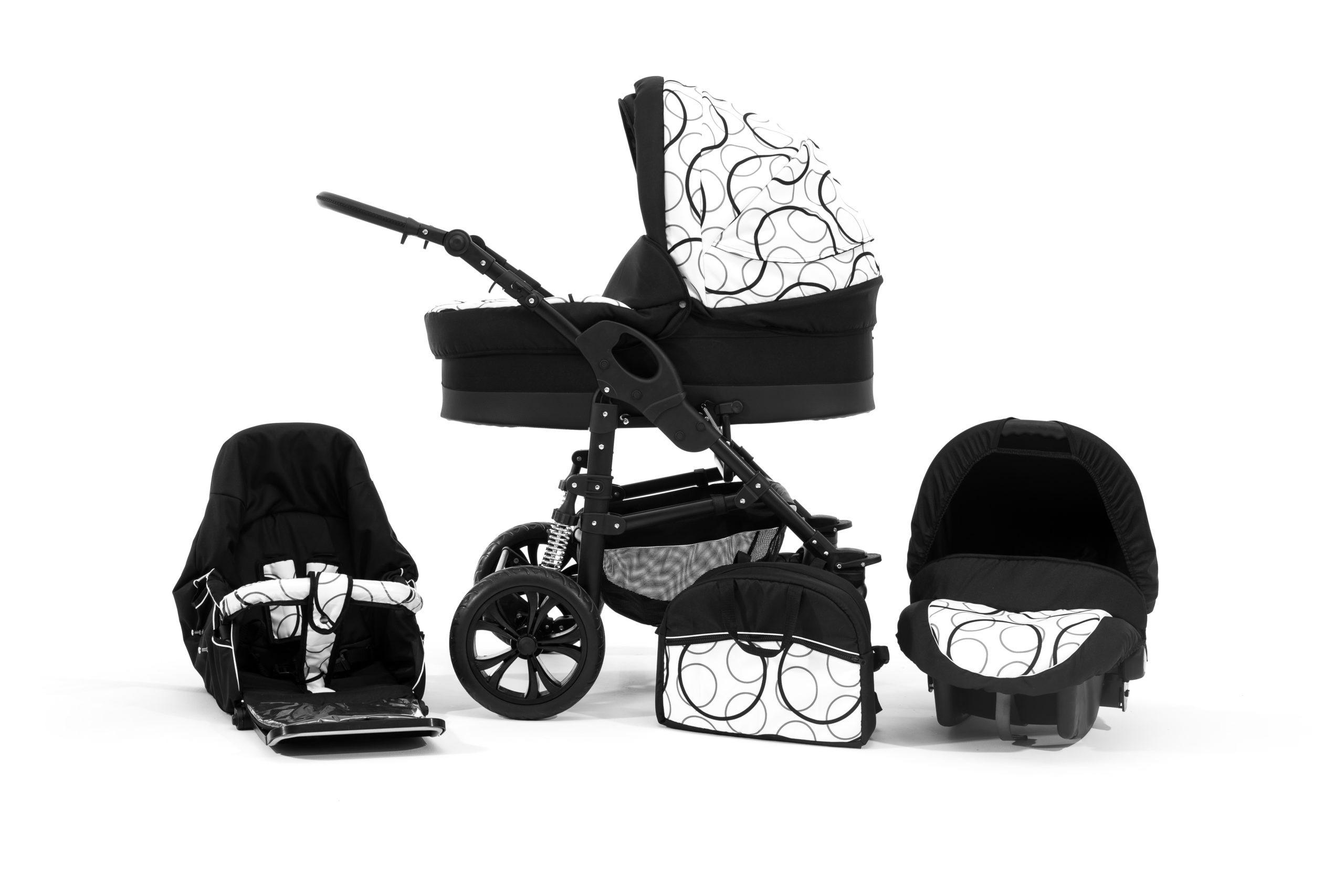 Wózki dziecięce - producent - Elcar